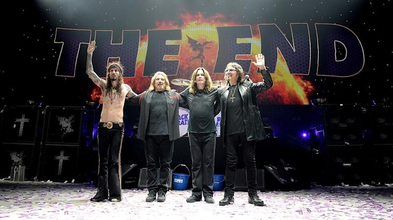 Black Sabbath Document Final Concert With 'The End of the End' Film
