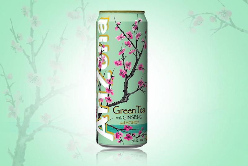 AriZona Iced Tea Wants to Get in the Weed Business