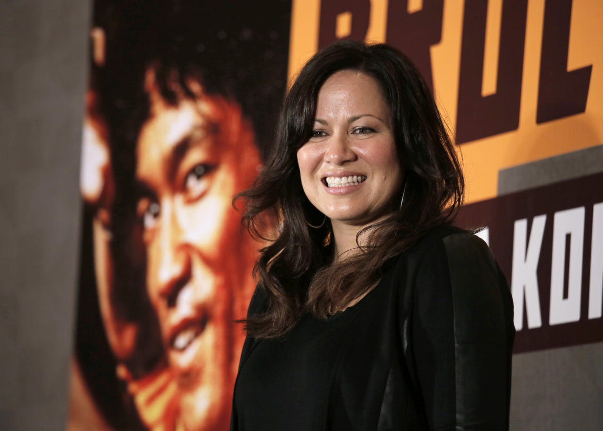 Bruce Lee's daughter tells Quentin Tarantino to 'shut up'