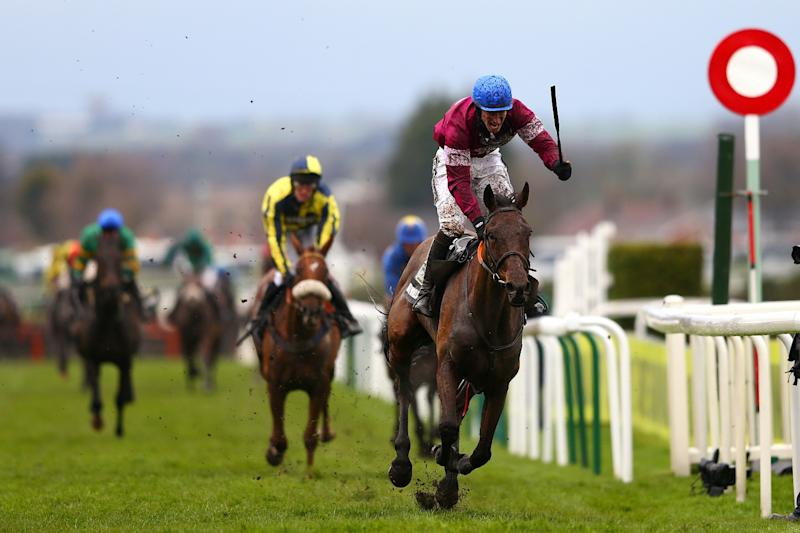 The mane event: watch the Aintree races in a London pub this weekend: Michael Steele/Getty Images
