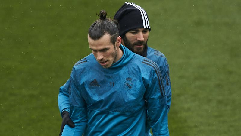 Madrid bench Benzema and Bale as James starts for Bayern
