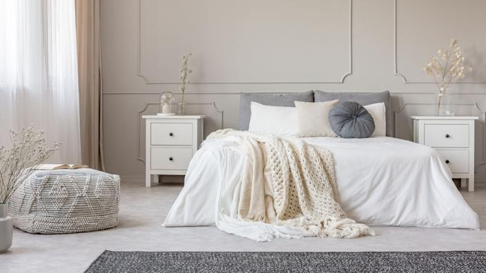 Bedding fabrics, from jersey knit to percale, explained.