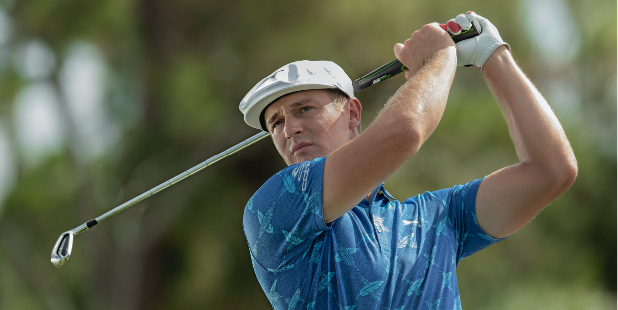Bryson DeChambeau Wants To Fix Your Golf Swing (With Physics)