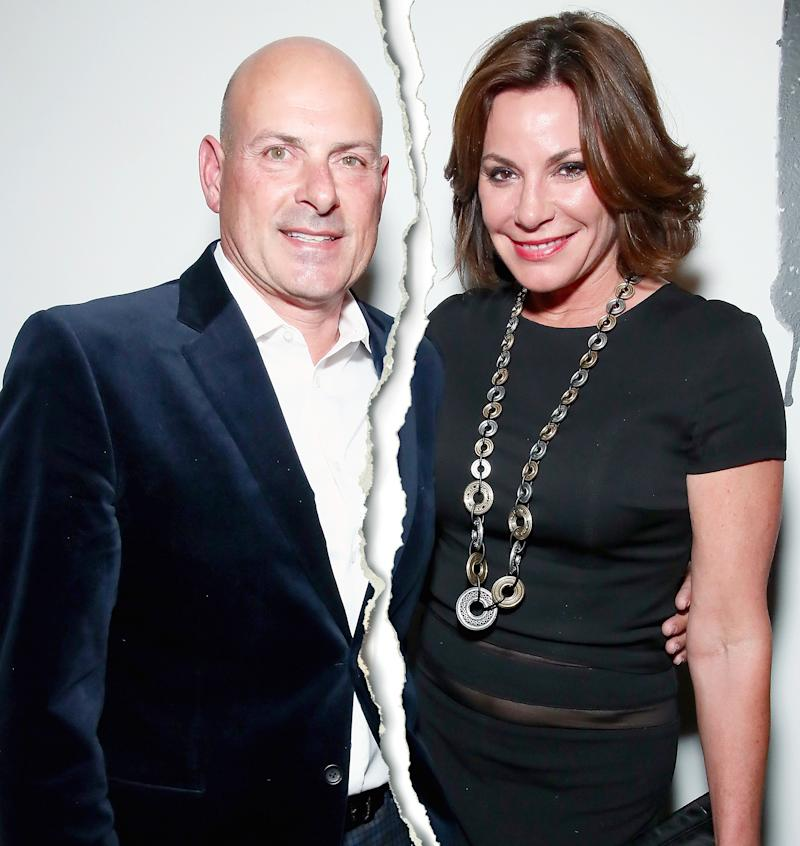 Luann de Lesseps and Tom D'Agostino Jr. Split After Seven Months of Marriage