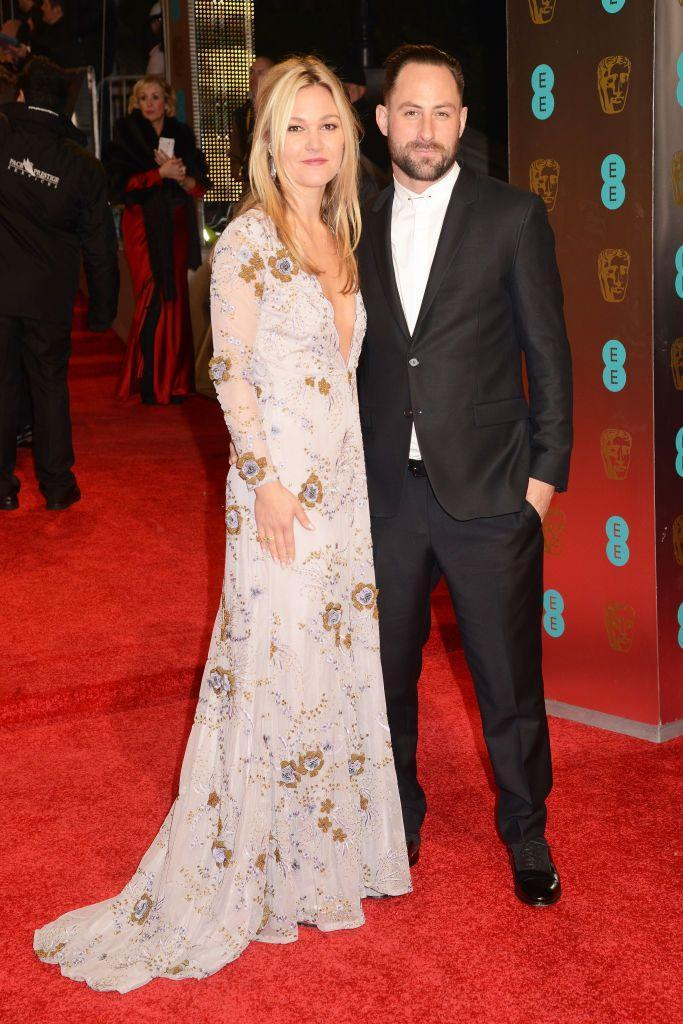 <p>Julia Stiles surprised her fans when she announced that she and longtime fiancé, Preston J. Cook—a camera operator—tied the knot in 2017. </p>