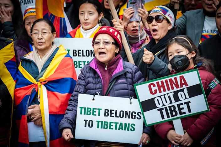 tibetans in nyc