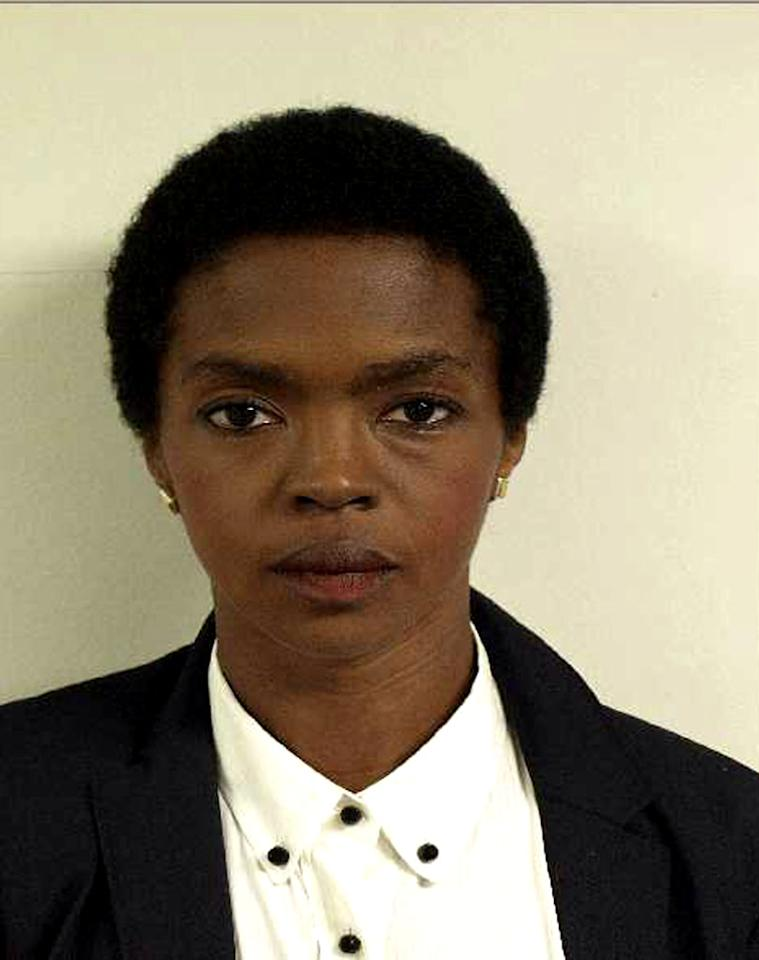 <b>Who:</b> Lauryn Hill  <br /><b>What:</b> Arrested for tax evasion<br /><b>Where:</b> New Jersey<br /><b>When:</b> June 2012 <br /><br />