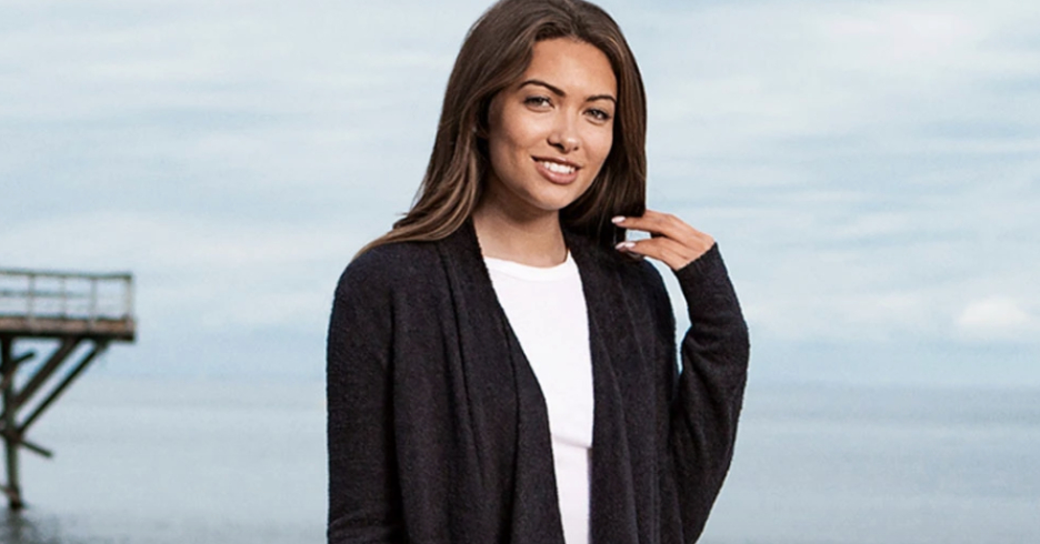 The CozyChicLite Island Cardigan by Barefoot Dreams is a Nordstrom customer favourite,