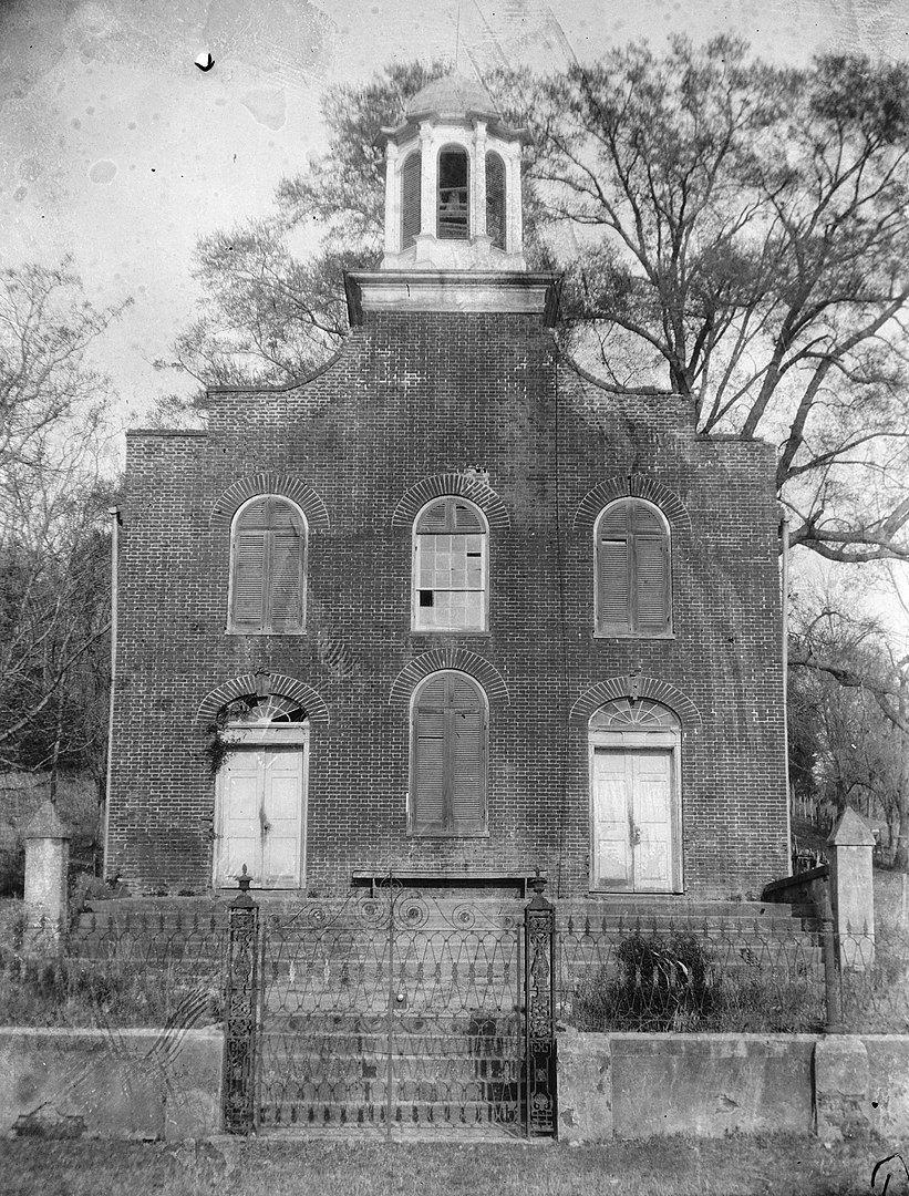 """<p><strong>Rodney, MS</strong></p><p>Not much is entirely known about the city of Rodney, but a few residents do still remain in what is mostly a ghost town. The dilapidated structures serve as a haunting reminder of the town's once-bustling past. </p><p>Photo: Wikimedia Commons/<a href=""""https://en.wikipedia.org/wiki/Rodney,_Mississippi#/media/File:First_Presbyterian_Church_in_Rodney.jpg"""" rel=""""nofollow noopener"""" target=""""_blank"""" data-ylk=""""slk:James Butters"""" class=""""link rapid-noclick-resp"""">James Butters</a></p>"""