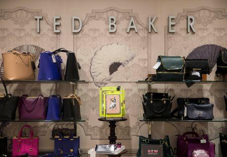 Ted Baker shares fall after 'forced hugging' complaints