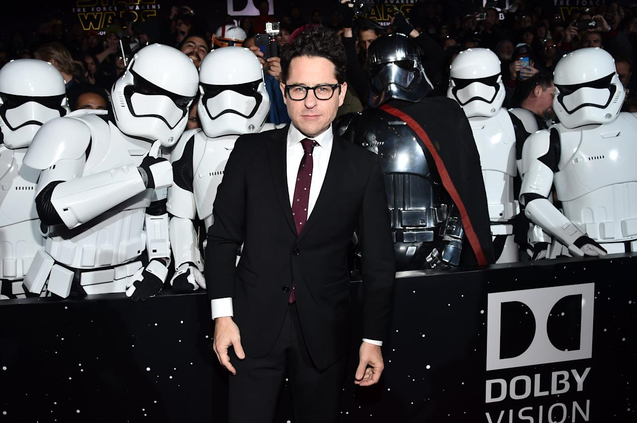 """<p><a href=""""https://www.popsugar.com/entertainment/Who-Directing-Star-Wars-Episode-IX-44006731"""" class=""""ga-track"""" data-ga-category=""""Related"""" data-ga-label=""""https://www.popsugar.com/entertainment/Who-Directing-Star-Wars-Episode-IX-44006731"""" data-ga-action=""""In-Line Links"""">J.J. Abrams returned to the Star Wars franchise</a> to write and direct the film. Abrams was celebrated for launching the new trilogy in 2015 with <strong>The Force Awakens</strong>, which Lucasfilm President Kathleen Kennedy cited as their reason for welcoming him back to the fold. Abrams replaced <strong>Jurassic World</strong>'s Colin Trevorrow, who was ousted from the project following the debut of his <a href=""""http://www.vulture.com/2017/06/the-book-of-henry-movie-review-a-unique-kind-of-terrible.html?mid=popsugar"""" target=""""_blank"""" class=""""ga-track"""" data-ga-category=""""Related"""" data-ga-label=""""http://www.vulture.com/2017/06/the-book-of-henry-movie-review-a-unique-kind-of-terrible.html?mid=popsugar"""" data-ga-action=""""In-Line Links"""">widely panned</a> drama, <strong>The Book of Henry</strong> (don't worry, Trevorrow is staying busy directing <strong>Jurassic World 3</strong>).</p>"""