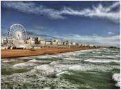 """<p>Known for its chic restaurant scene, quirky shops and exciting nightlife, Brighton is one of the best spots for a <a href=""""https://www.redonline.co.uk/travel/inspiration/g36416742/rye-east-sussex/"""" rel=""""nofollow noopener"""" target=""""_blank"""" data-ylk=""""slk:stylish beach break"""" class=""""link rapid-noclick-resp"""">stylish beach break</a> in the UK and there are plenty of things to do in Brighton if you're planning a weekend escape.</p><p>From cool clubs and bohemian bars to sunny parks and the beach with its iconic pier, the beach city will entertain you in so many ways.</p><p><a class=""""link rapid-noclick-resp"""" href=""""https://www.redescapes.com/offers/east-sussex-brighton-grand-hotel"""" rel=""""nofollow noopener"""" target=""""_blank"""" data-ylk=""""slk:VISIT BRIGHTON WITH RED"""">VISIT BRIGHTON WITH RED</a></p><p>Since we have the UK to ourselves for a while, a summer getaway in Brighton is a must. With this in mind, we've rounded up 10 ways you can have an unforgettable holiday in the classic seaside spot, including the <a href=""""https://www.redescapes.com/offers/east-sussex-brighton-grand-hotel"""" rel=""""nofollow noopener"""" target=""""_blank"""" data-ylk=""""slk:best hotel to book"""" class=""""link rapid-noclick-resp"""">best hotel to book</a>, where to drink and how to get out of the city for a day.</p>"""