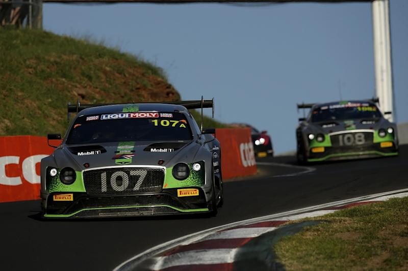 Bentley to contest remaining 2020 IGTC rounds