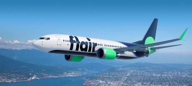 Discount carrier Flair Airlines announced plans to expand routes to eight destinations, including Saint John, starting in May.