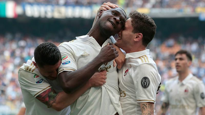 Inter wasted time for 25 minutes - Montella insists injury-time equaliser was fair
