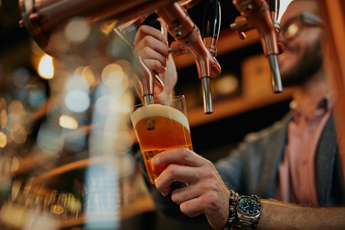 The Community Ownership Fund will give people the chance to buy their local pubs. Photo: Getty Images