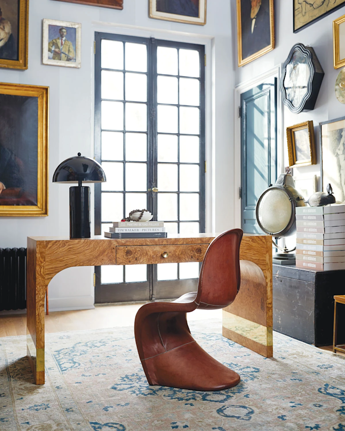 """<h3><strong>Jayson Home</strong></h3> <br><br><strong>Best For: One-Of-A-Kind Items <br></strong>On the lookout for sophisticated home furnishing for your grown-up apartment? Look no further than this modern home emporium, with a mix of vintage finds and contemporary pieces. The retailer is renowned for its customer service: You can basically get in touch with what you have in mind, and the staff will diligently photograph their inventory that fits your descriptions.<br><br><strong><em><a href=""""http://www.jaysonhome.com/"""" rel=""""nofollow noopener"""" target=""""_blank"""" data-ylk=""""slk:Shop Jayson Home"""" class=""""link rapid-noclick-resp"""">Shop Jayson Home</a></em></strong><br><br><strong>Jayson Home</strong> Capital Lamp, $, available at <a href=""""https://go.skimresources.com/?id=30283X879131&url=https%3A%2F%2Fwww.jaysonhome.com%2Fcollections%2Ftable-lamps%2Fproducts%2Fcapital-lamp"""" rel=""""nofollow noopener"""" target=""""_blank"""" data-ylk=""""slk:Jayson Home"""" class=""""link rapid-noclick-resp"""">Jayson Home</a><br><br><br><br>"""