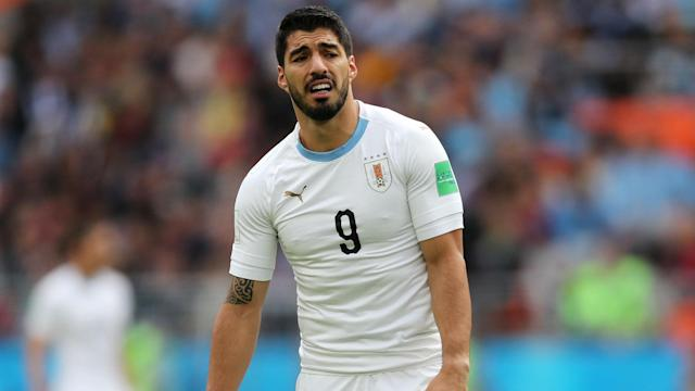 Uruguay and Luis Suarez struggled to get past Egypt in their World Cup opener, but Saudi Arabia could prove more agreeable opponents.