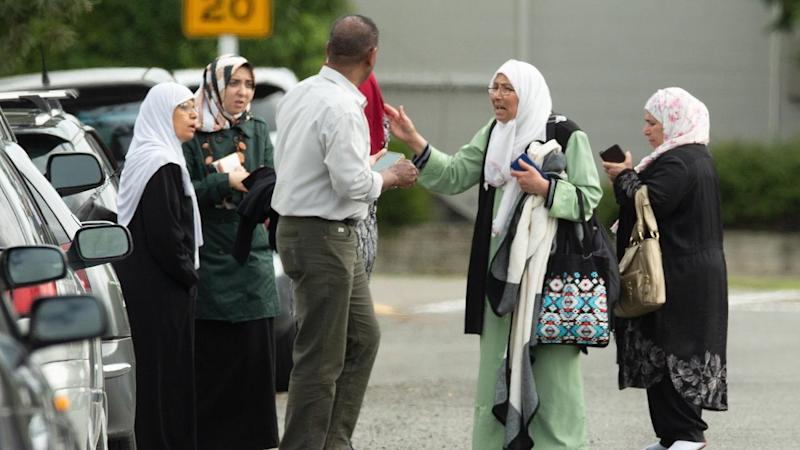 An Australian man has been arrested over the shooting deaths of 49 people at mosques in Christchurch