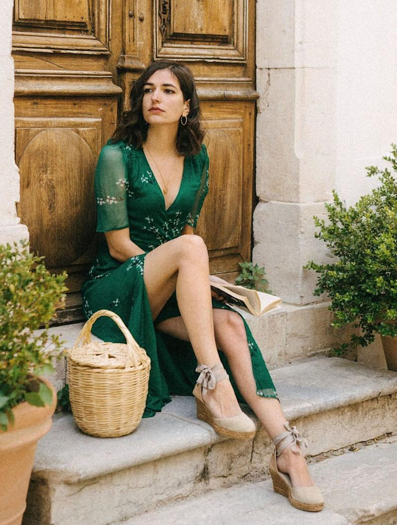 What Our French Fashion Friends Are Wearing To Weddings This
