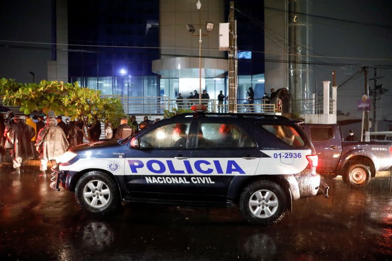 Salvadoran Congress votes for the removal of the Attorney General, in Antiguo Cuscatlan