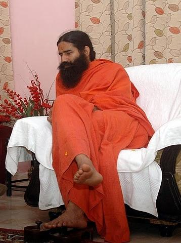 <p>Social media was abuzz last month with the news that Yoga guru Baba Ramdev had passed away in an accident on the Mumbai-Pune highway. There were even pictures of an SUV which was involved in an accident and of Baba Ramdev being carried on a stretcher from an ambulance. The Yoga guru, however, took to Twitter to rubbish the rumours and confirm that he was indeed alive. The photograph was a 2011 one, when the Baba had to be carried on a stretcher after he had collapsed post a seven day fast-unto-death. </p>