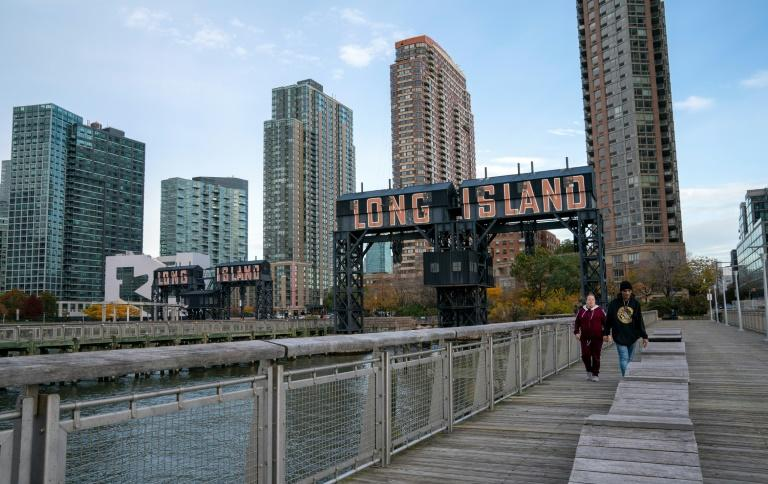 The waterfront of Long Island City in the Queens borough of New York, was one of two sites selected by Amazon for its new headquarters