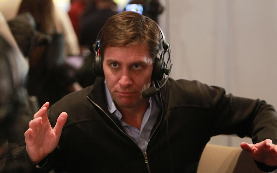 ESPN has reportedly tabbed Mike Greenberg to host the 2021 NFL draft. (Photo by Jerome Davis/Icon SMI/Corbis/Icon Sportswire via Getty Images)