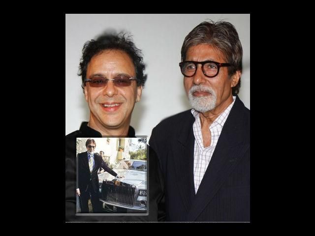 "<div class=""heading03""><strong>Vidhu Vinod Chopra's gift for Big B</strong></div> Amitabh Bachchan played the role of a royal guard in Vidhu Vinod Chopra's film <em>Eklavya</em>. Since Chopra's dream of working with Mr. Bachchan came true with this venture, he gifted the actor a brand new Rolls Royce worth a whopping 3.5 crores. Mr. Bachchan was touched by this gesture of his director and accepted the gift graciously."