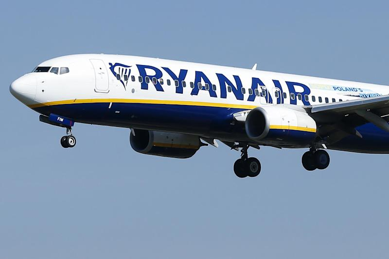 Ryanair pilots are striking in a dispute over pay: Getty