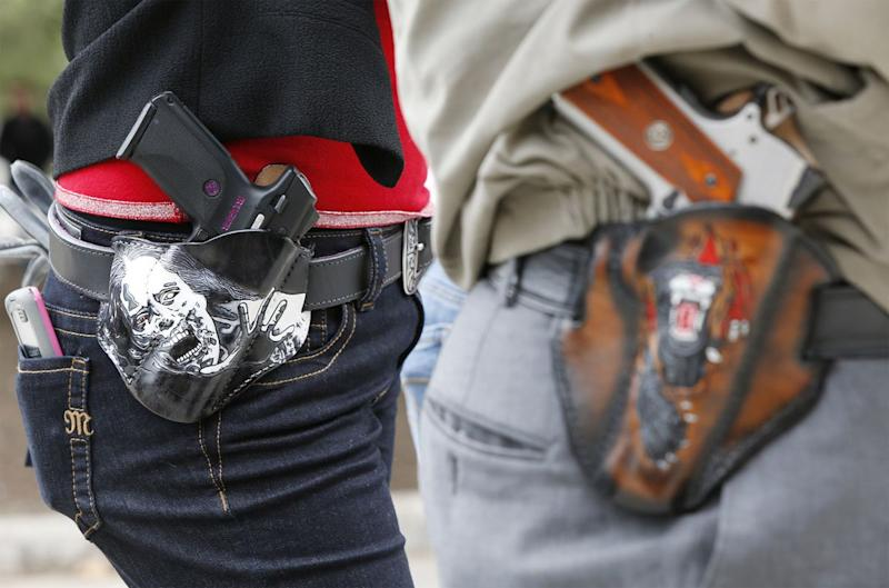 House Passes Bill Requiring States Recognize Concealed Gun Permits