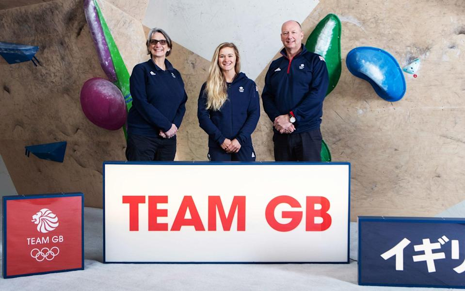 who Team GB tokyo 2020 2021 olympics great britain athletes british - PA