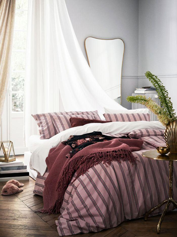 H&M have created our dream bedroom.