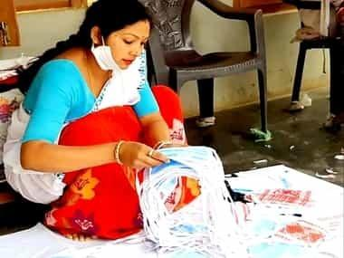 Coronavirus Outbreak: In Assam, masks made out of Gamusa become a trendy, convenient way to fight off COVID-19 threat