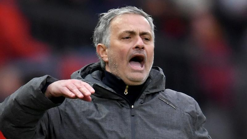 Mourinho: Don't say Man City won the title because we lost... it's not fair!
