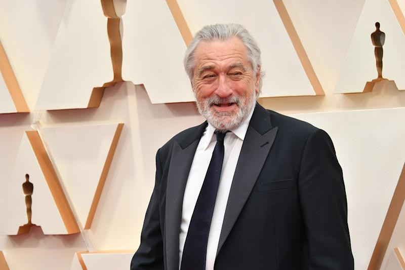 HOLLYWOOD, CALIFORNIA - FEBRUARY 09: Robert De Niro attends the 92nd Annual Academy Awards at Hollywood and Highland on February 09, 2020 in Hollywood, California. (Photo by Amy Sussman/Getty Images)