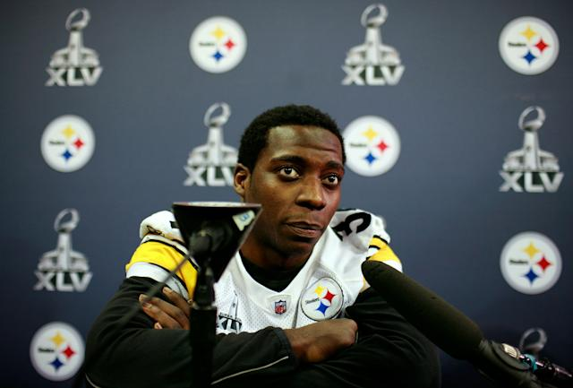 Pittsburgh Steelers Super Bowl XLV Media Availability