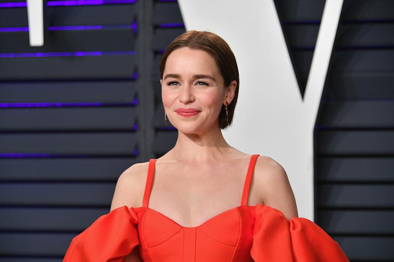 Emilia Clarke Just Shared Never-Before-Seen Photos Taken After Her Brain Surgery