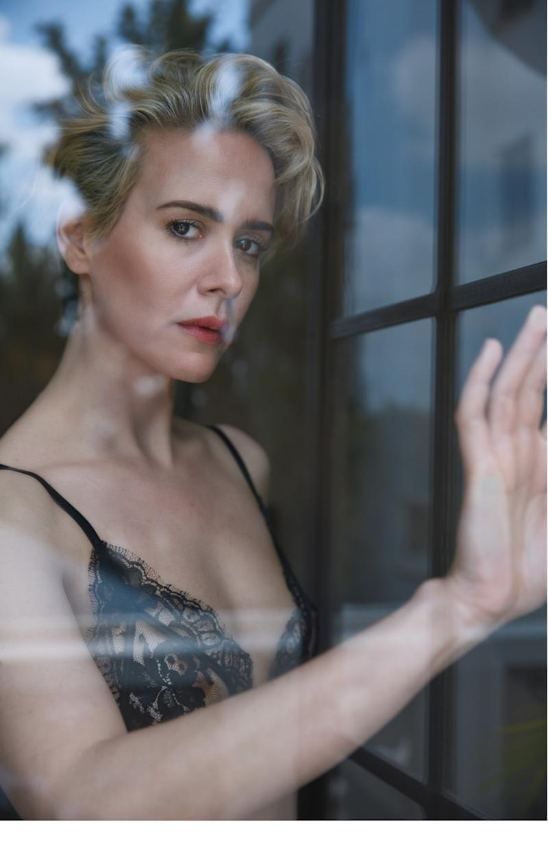 Fotos Sarah Paulson naked (56 photo), Ass, Sideboobs, Selfie, panties 2015