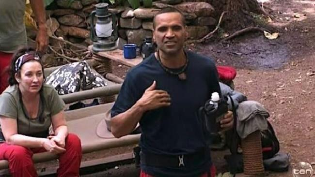 He made the vile comments after leaving I'm a Celeb. Source: Ten