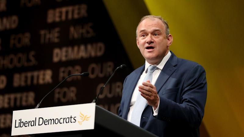Boris Johnson would be most untrustworthy PM of all time – Sir Ed Davey