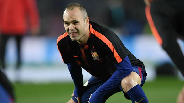 A hopeful update has been offered by a sponsor in Chongqing Lifan's pursuit of Barcelona star Andres Iniesta.