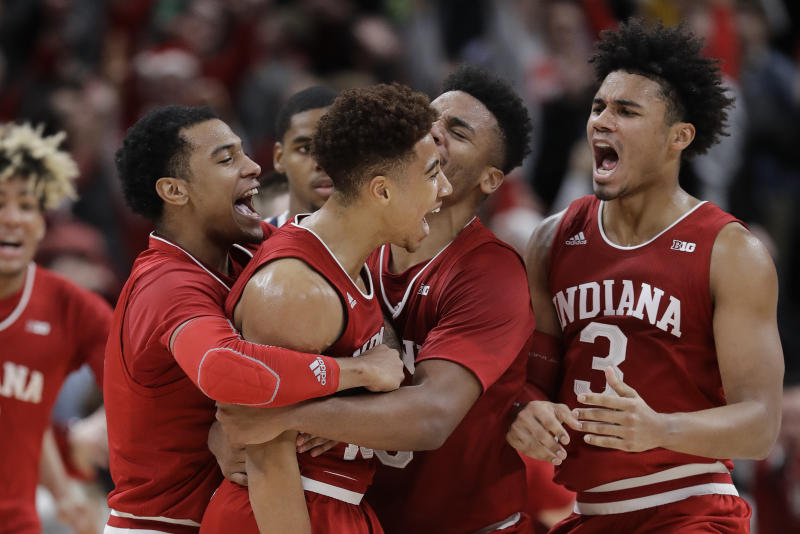 65e9260be07d Indiana hits buzzer-beater for win against Butler