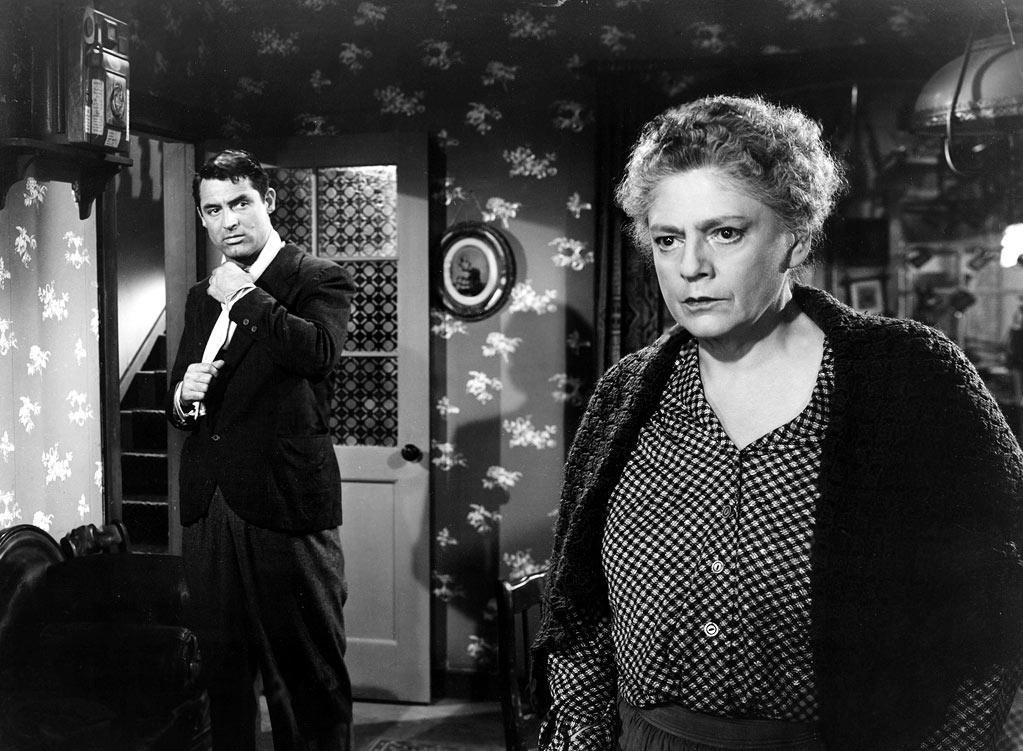 """Best Supporting Actress Winner - Ethel Barrymore, 65, """"None But the Lonely Heart"""""""