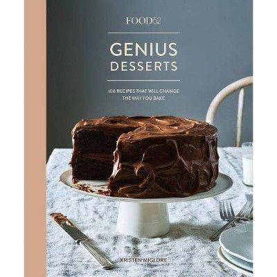 """<p>target.com</p><p><strong>$25.49</strong></p><p><a href=""""https://www.target.com/p/food52-genius-desserts-food52-works-by-kristen-miglore-hardcover/-/A-53746385"""" rel=""""nofollow noopener"""" target=""""_blank"""" data-ylk=""""slk:Shop Now"""" class=""""link rapid-noclick-resp"""">Shop Now</a></p><p>If mom's <a href=""""https://www.townandcountrymag.com/leisure/dining/g29576420/cooking-gifts/"""" rel=""""nofollow noopener"""" target=""""_blank"""" data-ylk=""""slk:a foodie sort"""" class=""""link rapid-noclick-resp"""">a foodie sort</a>, bring her into the kitchen (via video chat or in real life) and mix up a fun project together or have her teach you one of her signature recipes.</p>"""