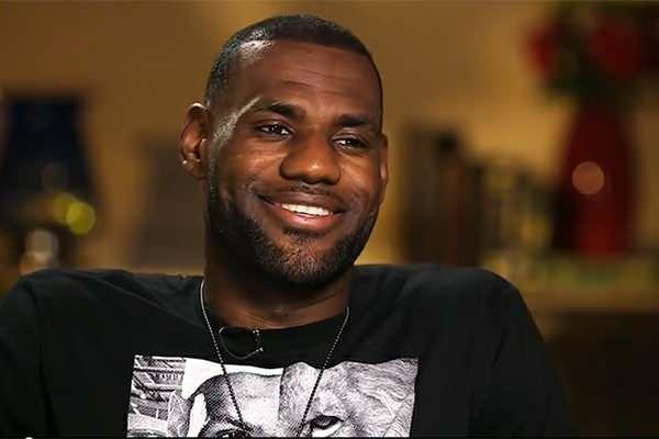 317e6c139581 LeBron James during a CNN interview that aired Sept. 26. (Screencap via CNN