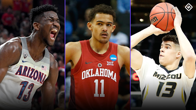 As top prospects begin ramping up their workouts, Sporting News' Sean Deveney breaks down the first round with his NBA Mock Draft projections.