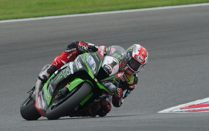 Jonathan Rea leads the championship by such a wide margin that he can afford to ride intelligently for high places rather than outright wins - Getty Images Europe