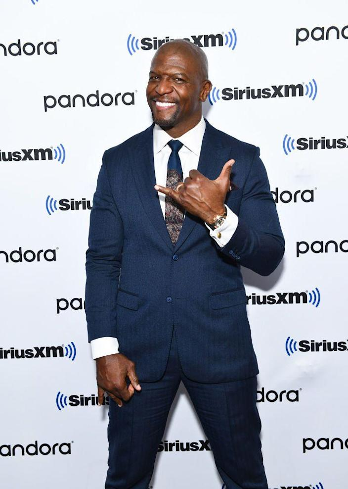 <p>From Old Spice commercials to <em>Brooklyn Nine-Nine</em>, it's clear Terry is a Leo.</p>