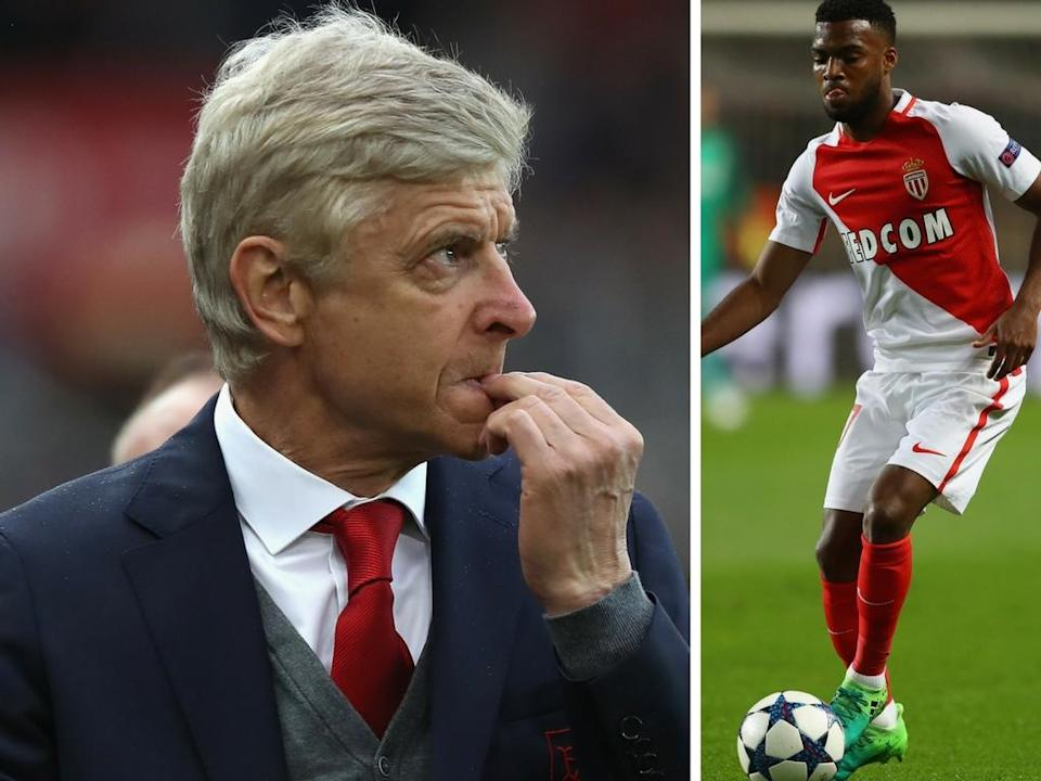 Arsene Wenger had doubts over his Arsenal future but has no doubts he wants to sign Thomas Lemar
